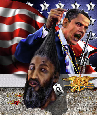 Osama Be Laden Posters