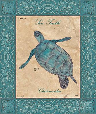 Green Sea Turtle Paintings Posters