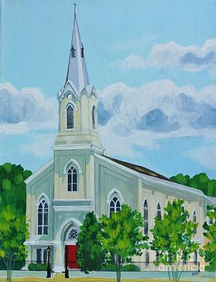 Fredericksburg Baptist Church Posters
