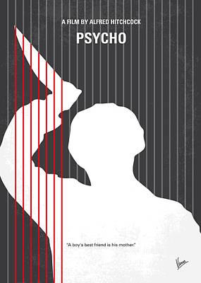 Bates Motel poster print