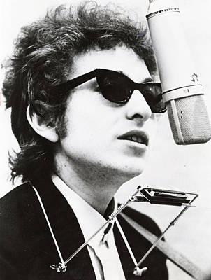 Bob Dylan Rock Music Posters