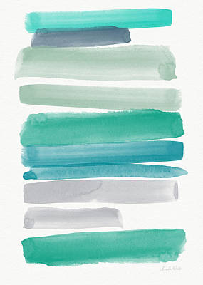 Abstract Watercolor Posters