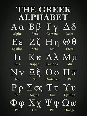 Greek Posters