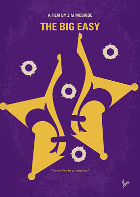 Big Easy Posters