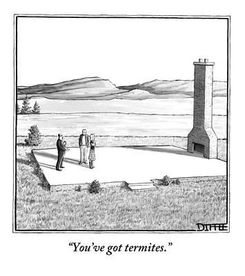 Termites Posters