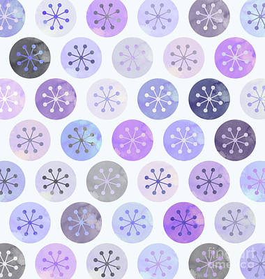 Winter Flowers Posters