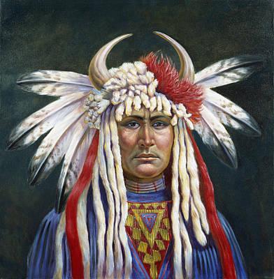Oglala Lakota Art Posters