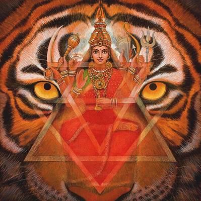 Hindu Goddess Posters