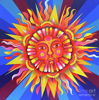 Designs Similar to Sun, 2017 by Jane Tattersfield
