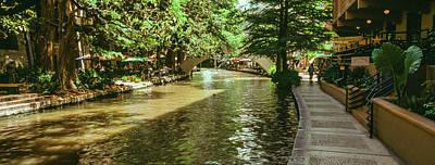 San Antonio River Walk Posters