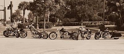 Biker Bar Posters