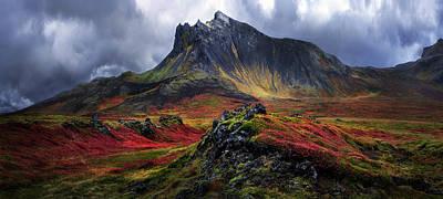Volcanic Rock Posters