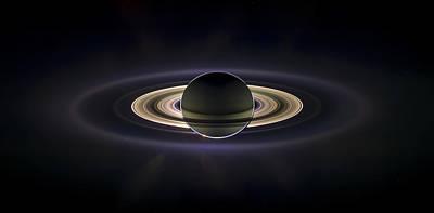 Enceladus Posters