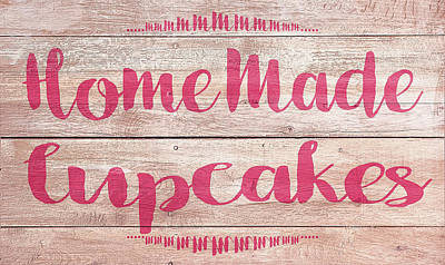 Sign. Cupcakes Posters
