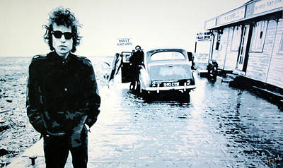Dylan The Poet Posters