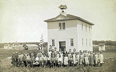 Rural Schools Photographs Posters