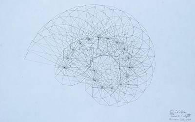 Fibonacci Drawings Posters