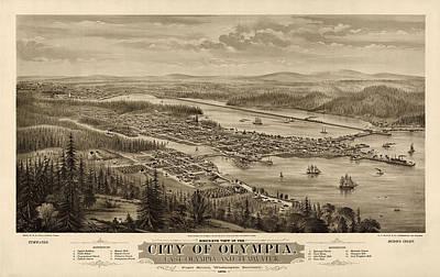 Olympia Washington Posters