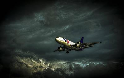 Landing Jet Posters