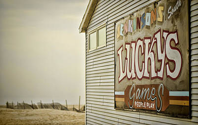 Luckys Posters