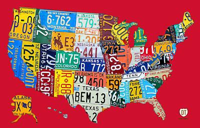 Americas Highway Posters