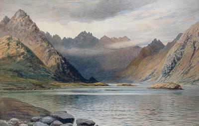 Skye Paintings Posters
