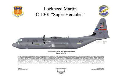 Air Wing Graphics Digital Art Posters