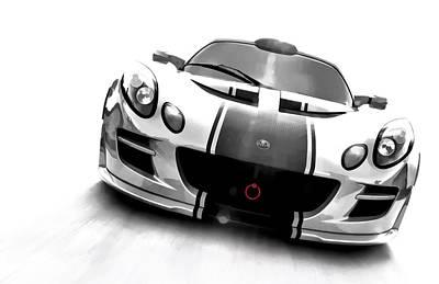 Lotus Sportscar Posters