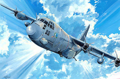 Ac-130 Posters
