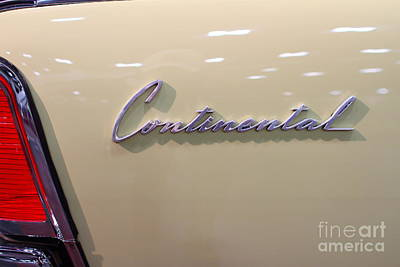 1961 Lincoln Continental Sedan Posters
