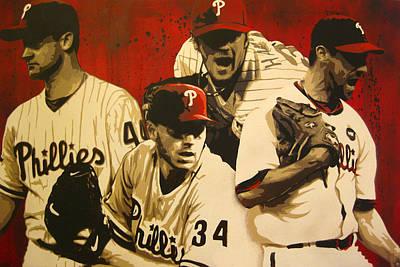 Roy Oswalt Paintings Posters