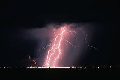 Arizona Lightning Posters