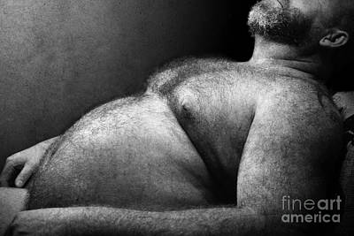 Hairy Chest Posters