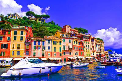 Genoa Digital Art Posters