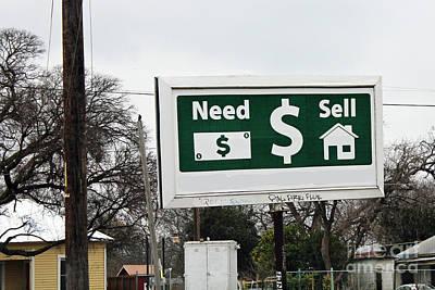 Humorous Economy Poster Posters