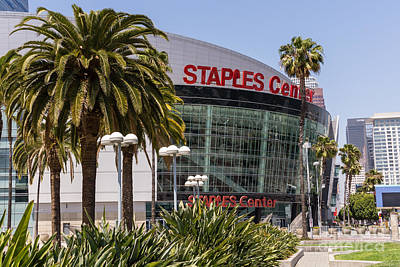 Staples Center Posters