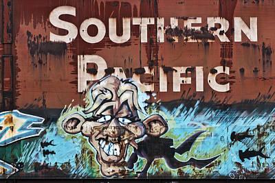 Railroad Graffiti Posters