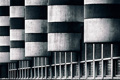 Silo Photographs Posters