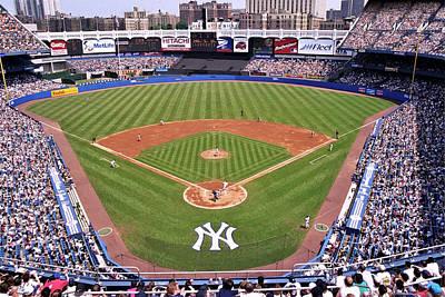 Yankee Stadium Bleachers Posters