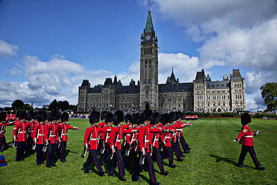 Parliament Hill Photographs Posters