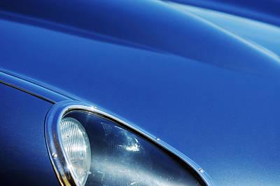 1963 Jaguar Xke Roadster Posters