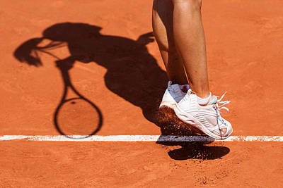 Roland Garros Photographs Posters