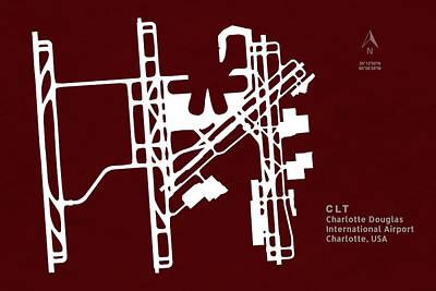 Clt Digital Art Posters