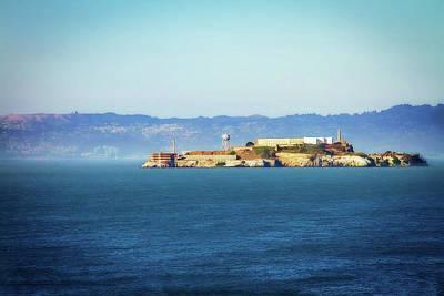 Alcatraz Mixed Media Posters