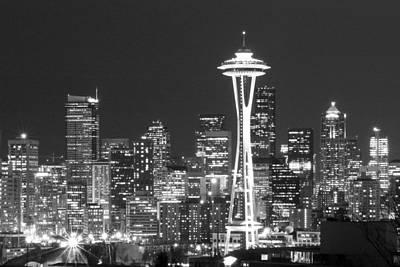 Seattle Landmark Posters