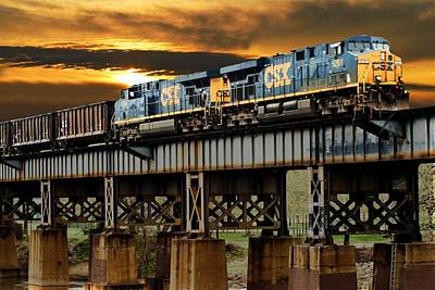 Csx Posters
