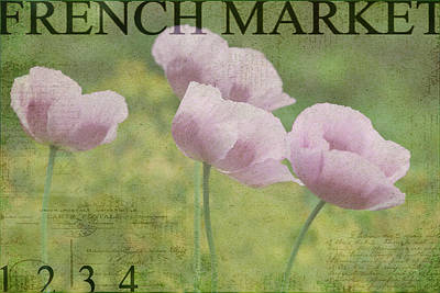 French Market Photographs Posters