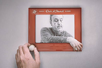 Etch A Sketch Posters