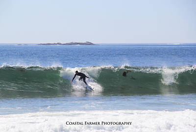 Surfing Maine Posters