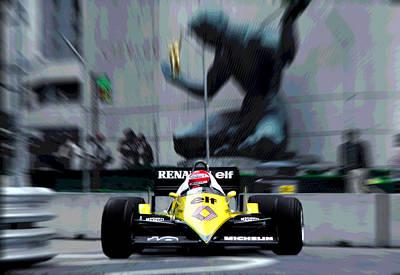 American Open-wheel Racing Posters